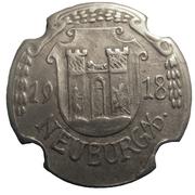 10 Pfennig (Neuburg an der Donau) [Stadt, Bayern] – obverse
