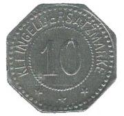 10 Pfennig (Wittenberg) [Stadt, Provinz Sachsen] – reverse