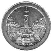 150 Pfennig (Nürnberg-Fürth) [Railroad, Bavaria] – reverse