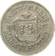 50 Pfennig (Marktleuthen) [Marktgemeinde, Bayern] – obverse