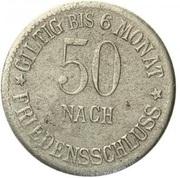 50 Pfennig (Marktleuthen) [Marktgemeinde, Bayern] – reverse
