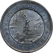 50 Pfennig (Mettmann) [Kreisverwaltung, Rheinprovinz] – obverse