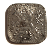 10 Pfennig (Weimar) [Stadt, Sachsen-Weimar-Eisenach] – reverse
