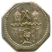 10 Pfennig (Suhl) [Stadt, Thüringen] – reverse
