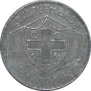 50 Pfennig (Neckarsulm) [Stadtgemeinde, Württemberg] – obverse