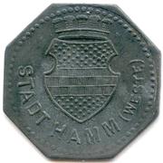 10 Pfennig (Hamm) [Stadt, Westfalen] -  obverse
