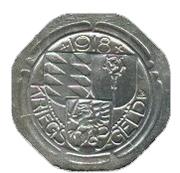 10 Pfennig (Oberndorf) [Oberamt, Württemberg] – reverse