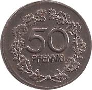 50 Pfennig (Vohwinkel) [Gemeinde, Rheinprovinz] – reverse