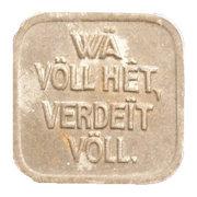 50 Pfennig (Mülheim an der Ruhr) [Stadt, Rheinprovinz] – reverse