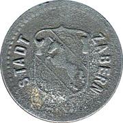 10 Pfennig (Zabern) [Stadt, Elsass] – obverse