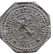 10 Pfennig (Schlettstadt) [Stadt, Elsaß] -  reverse
