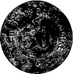 50 Pfennig (Saar-Buckenheim) [Stadt, Elsaß] – reverse
