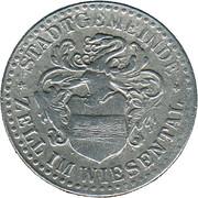 10 Pfennig (Zell im Wiesental) [Stadt, Baden] – obverse
