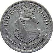10 Pfennig (Pforzheim) [Stadt, Baden] – reverse