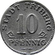 10 Pfennig (Triberg) [Stadt, Baden] – reverse
