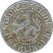 10 Pfennig (Überlingen) [Stadtgemeinde, Baden] – obverse