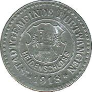 10 Pfennig (Furtwangen) [Stadt, Baden] – obverse