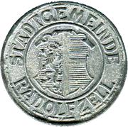 10 Pfennig (Radolfzell) [Stadtgemeinde, Baden] – obverse