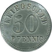 50 Pfennig (Furtwangen) [Stadt, Baden] – reverse