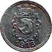 50 Pfennig (Gengenbach) [Stadt, Baden] – reverse