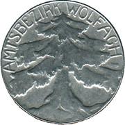 10 Pfennig (Wolfach) [Amtsbezirk, Baden] – obverse