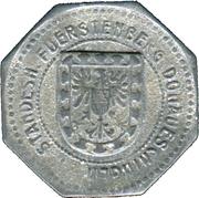 10 Pfennig (Donaueschingen) [Standesherrschaft, Baden] – obverse