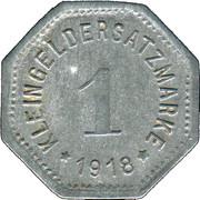 1 Pfennig (Hof) [Stadt, Bayern] – reverse