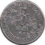 5 Pfennig (Gemünden am Main) [Stadt, Bayern] – reverse