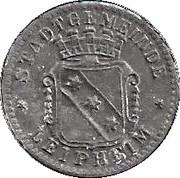 5 Pfennig (Leipheim) [Stadt, Bayern] – obverse