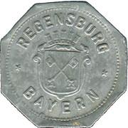 50 Pfennig (Regensburg) [Stadt, Bayern] – obverse