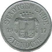 50 Pfennig (Zirndorf) [Stadt, Bayern] – obverse