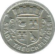 50 Pfennig (Treuchtlingen) [Stadt, Bayern] – obverse