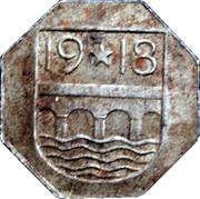 10 Pfennig (Marktheidenfeld) [Kommunalverband, Bayern] – reverse