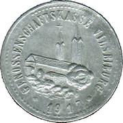 10 Pfennig (Vilsbiburg) [Genossenschaftskasse, Bayern] – obverse