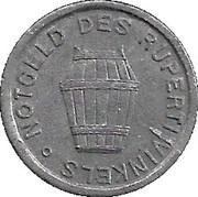 5 Pfennig (Laufen) [Bezirksamt, Bayern] – obverse
