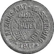 5 Pfennig (Wasserburg am Inn) [Bezirksamt, Bayern] – obverse