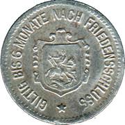 10 Pfennig (Aibling) [Distrikt, Bayern] – reverse