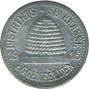 10 Pfennig (Eggenfelden) [Private, Bayern, Distriktsparkasse] – obverse