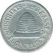 15 Pfennig (Eggenfelden) [Private, Bayern, Distriktsparkasse] – obverse