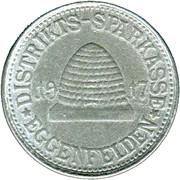50 Pfennig (Eggenfelden) [Private, Bayern, Distriktsparkasse] – obverse