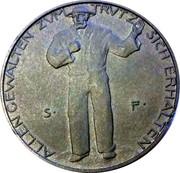 500 Mark (Röthenbach) [Private, Bayern, C. Conradty] – reverse