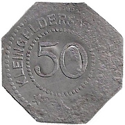 50 Pfennig (Berlin) [Private, Westf.Anh.Sprengstoff AG] – obverse
