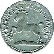 10 Pfennig (Braunschweig) [Herzogtum, Niedersachsen, Staatsbank] – obverse