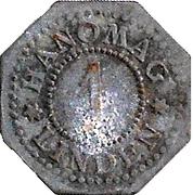 1 Pfennig (Linden) [Private, Hannover, Hanomag] – obverse