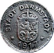 10 Pfennig (Darmstadt) [Stadt, Hessen] – obverse
