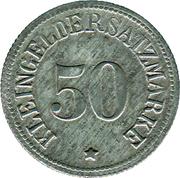 50 Pfennig (Giessen) [Stadt, Hessen] – reverse