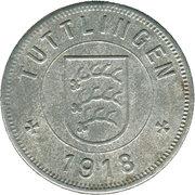 50 Pfennig (Tuttlingen) [Stadt, Württemberg] – obverse