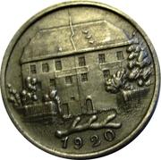 10 Pfennig (Münsingen) [Oberamt, Württemberg] – reverse