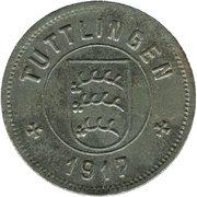 10 Pfennig (Tuttlingen) [Stadt, Württemberg] – obverse