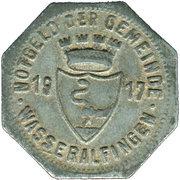 10 Pfennig (Wasseralfingen) [Stadt, Württemberg] – obverse